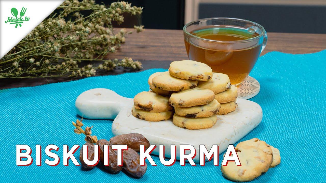 Biskuit Kurma
