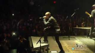 Linkin Park- Madison Square Garden (full show) 2011 1080p