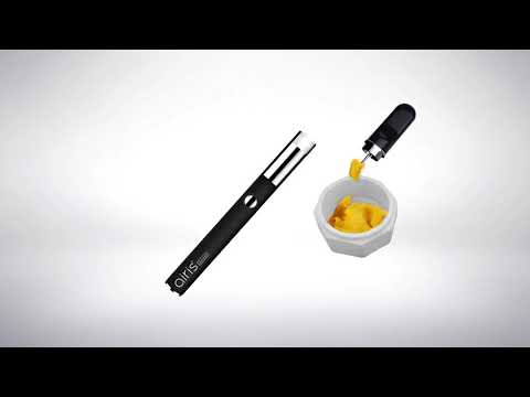 Airis Quaser Portable Concentrate Vaporizer QCELL Quartz Heating Wax Pen Introduction
