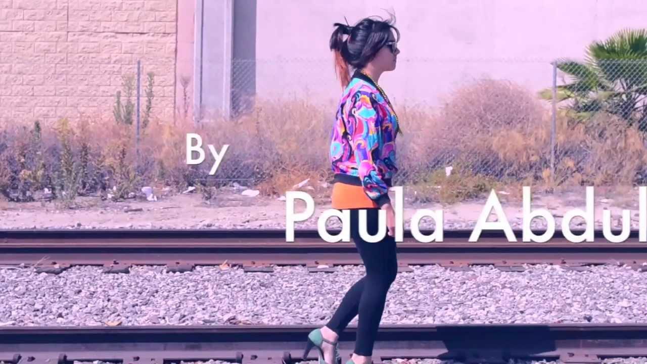 Music Video: Straight Up by Paula Abdul HD