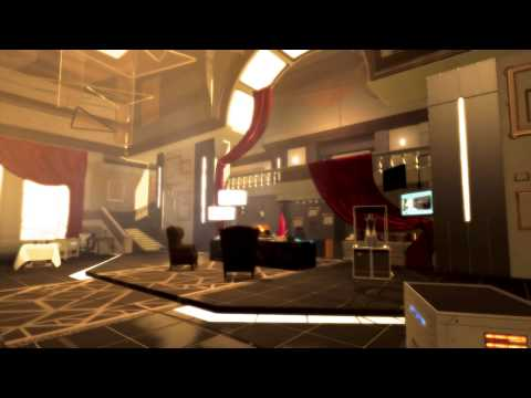 Deus Ex:Human Revolution - Hengsha TYM Penthouse Lobby Ambient