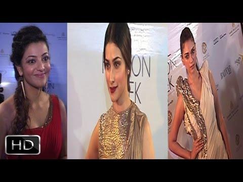 Bollywood Stars At Day 2 Of 'India Bridal Fashion Week 2013'