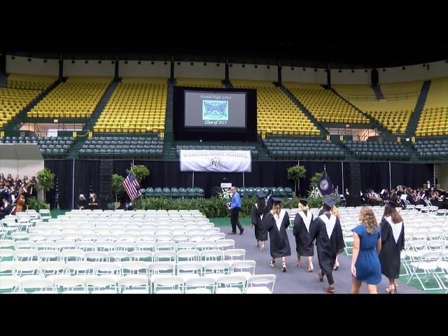 Warhill High School Class of 2019 Graduation