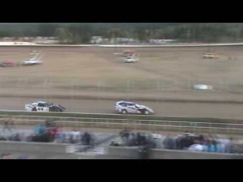 Grays Harbor Raceway, August 27, 2016, Modifieds Heat Races 1,2 and 3