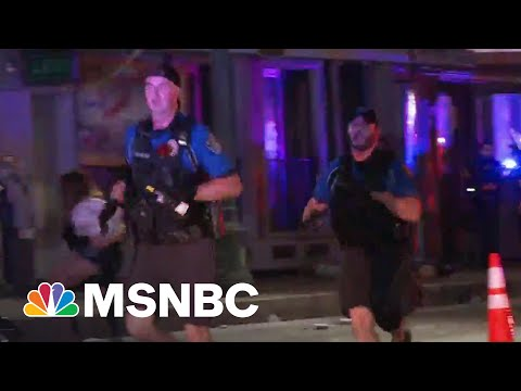 U.S. Police Departments Brace For Deadly Summer   MSNBC
