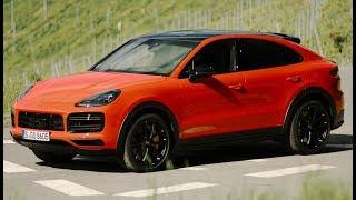 2020 Porsche Cayenne Turbo Coupe - High-Performance SUV