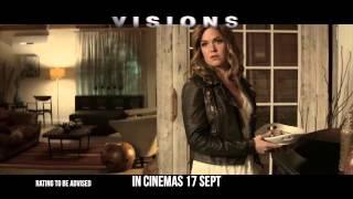 Видения (2015) - трейлер ( Visions ) Isla Fisher, Jim Parsons