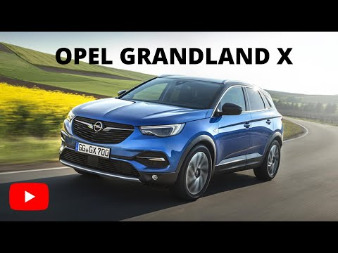 Renting coches Opel Grandland