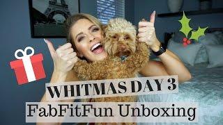 UNBOXING FabFitFun Winter 2016 | WHITMAS DAY 3