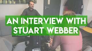 MFW - AN EXCLUSIVE INTERVIEW WITH STUART WEBBER