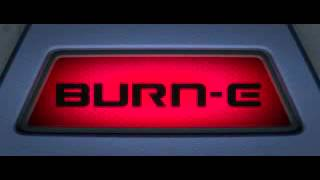 2008 Burn E H E S Pixar Animation Studios