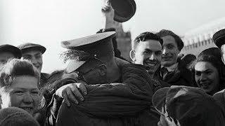 Москвичи рассказали, как праздновали 9 мая 1945 года