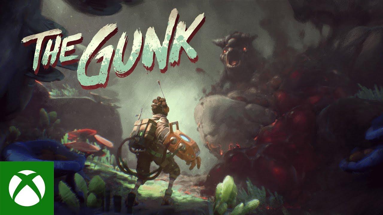 The Gunk - Reveal Trailer