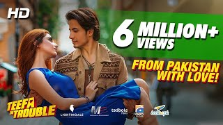[Official Trailer 1080p] Teefa In Trouble Official Trailer - Ali Zafar - Maya Ali - Eid Special 2018