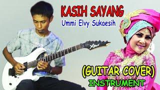 Download lagu KASIH SAYANG (DANGDUT GUITAR COVER INSTRUMENT) BY:HENDAR