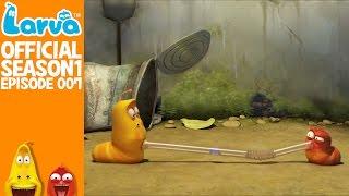 official straw - larva season 1 episode 7