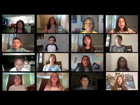 Wellington Collegiate Academy Chorus - Heal the World