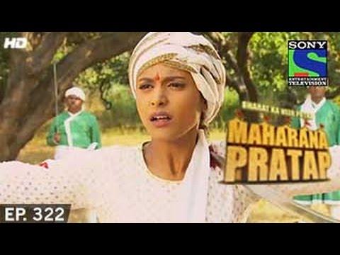 Bharat Ka Veer Putra Maharana Pratap - महाराणा प्रताप - Episode 322 - 1st December 2014