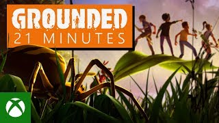 Baixar 21 Minutes of Grounded Single - Player Official Gameplay