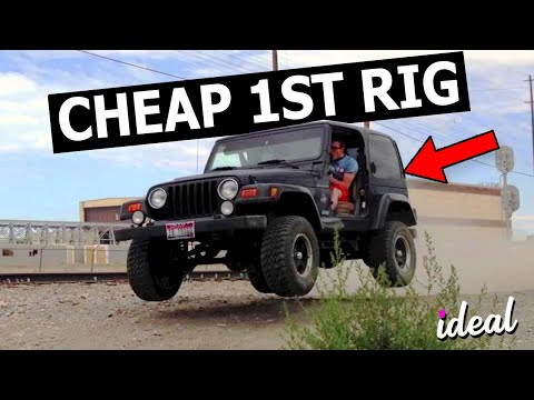 BEST First OFF ROAD Vehicles For Under $5,000