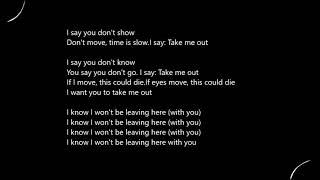 Скачать Take Me Out Franz Ferdinand Lyrics