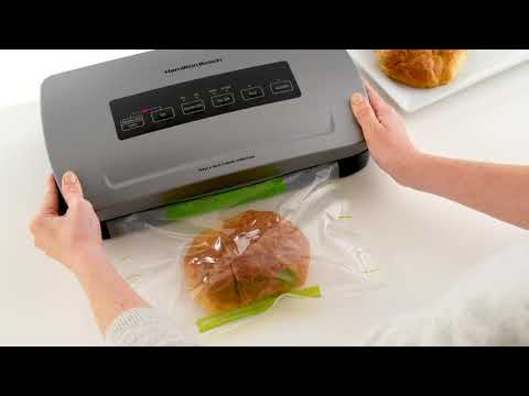 Hamilton Beach NutriFresh Vacuum Sealer (78220)