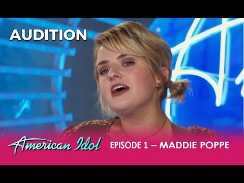 Maddie Poppe: A Unique DREAMY Singer/Songwriter Impresses The Judges    American Idol 2018