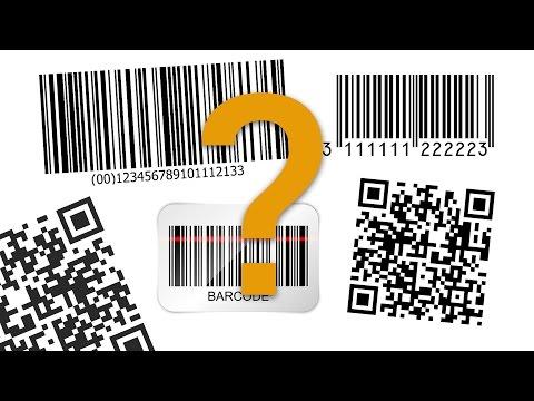 5 applis pour déchiffrer les codes barres et QR codes !
