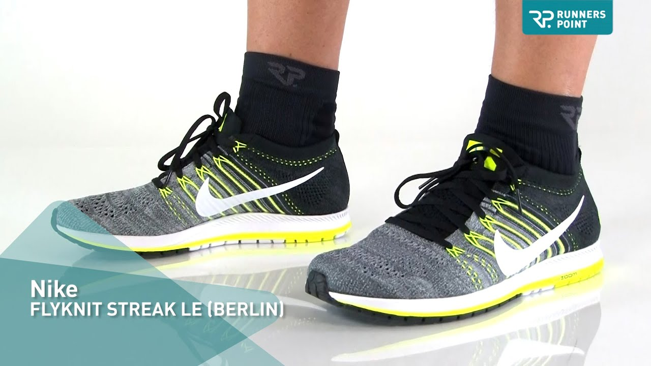 14014b297e54 Nike FLYKNIT STREAK LE (limited edition) (BERLIN) - YouTube