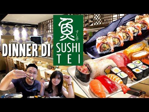 Sushi Tei Sushi No 1 Indonesia ?? Review Jujur !!