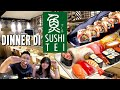 Sushi Tei Sushi No 1 Indonesia ?? Review Jujur !!