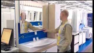 Выбираем мебель для ванной комнаты.(, 2014-05-12T07:29:45.000Z)
