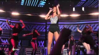 Rihanna ++ MedleyNBA All Star Game2011'Live   @MeRaDil