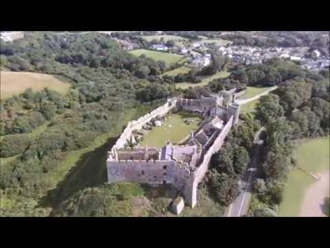 Castles England and Wales