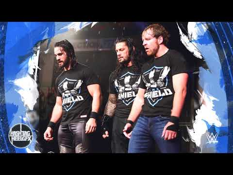 2017: The Shield 1st WWE Theme Song -