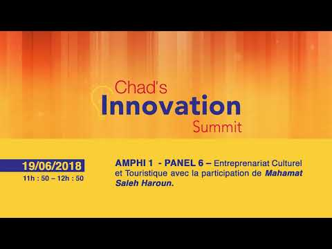 Programme Chad Innovation Summit First Édition