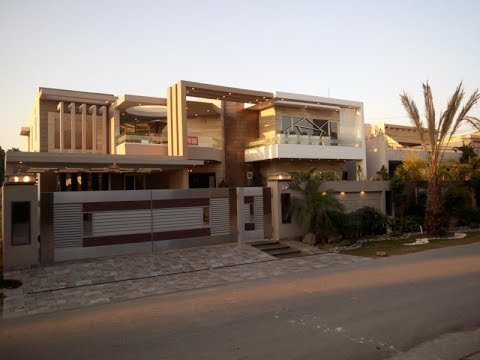 2 KANAL BRAND NEW BUNGALOW FOR SALE IN BLOCK R PHASE 2 DHA LAHORE