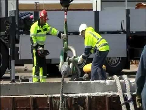 CENTAURUS - Bollard Pull Test in Norway & Christening in Cux
