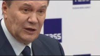 Суд влепил Януковичу 13 лет лишения свободы за госизмену
