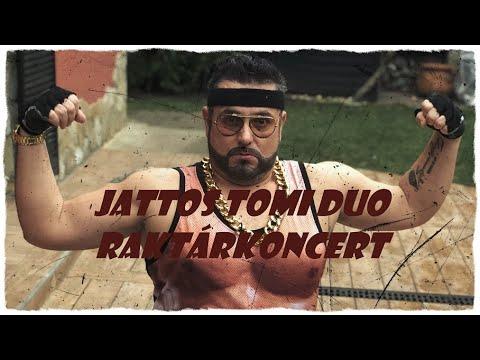 Jattos Tomi Duo - A második csapás (raktárkoncert) thumbnail
