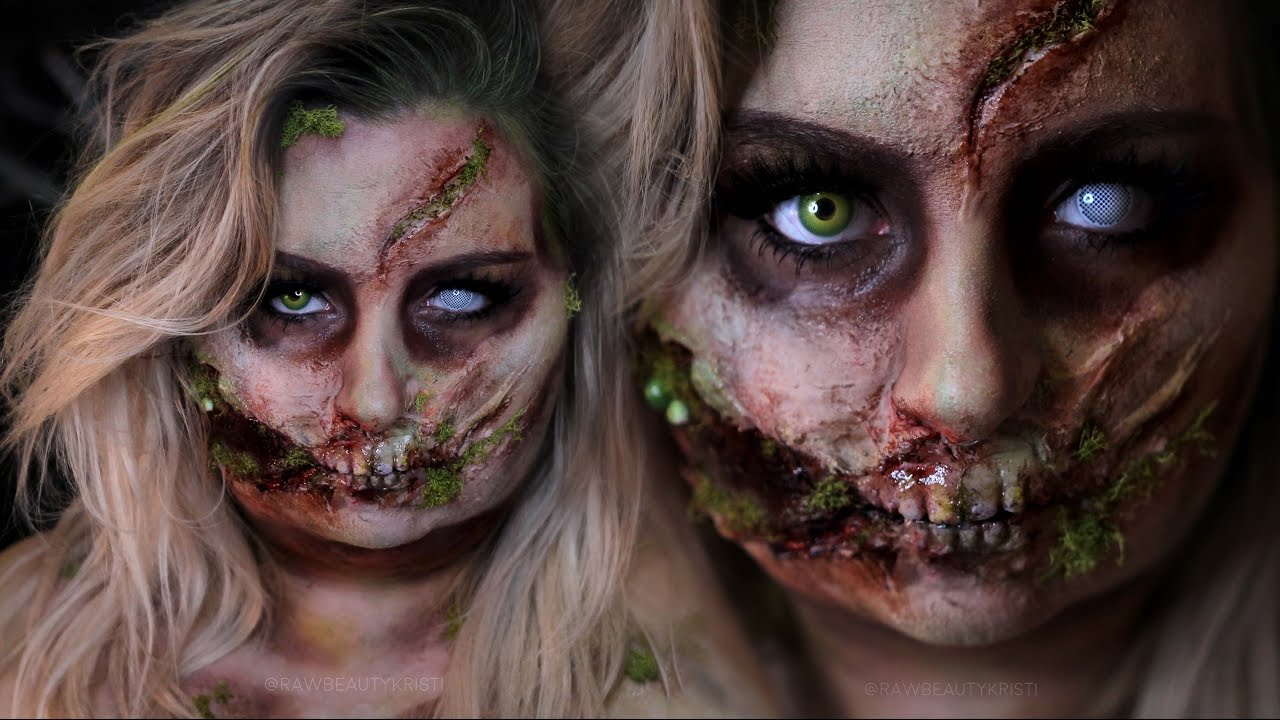 Scary Living Dead Zombie Costume - Zombie Costume Ideas ...
