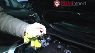 Как проверить уровень масла в двигателе и коробке (советы от РДМ-Импорт)(, 2014-10-14T07:43:47.000Z)