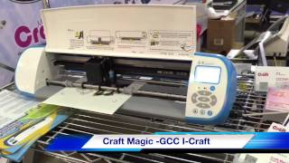 Gcc i-craft a3 cutting plotter