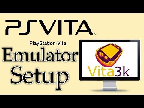 How to install Vita3K   PS Vita Emulator