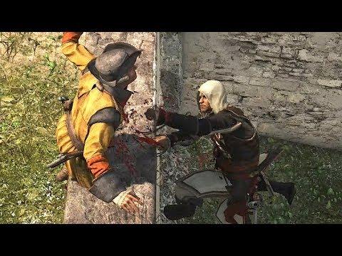 Assassin's Creed 4 Black Flag Pirate King Stealth Kills Ultra  i7 8700k GTX 1080TI