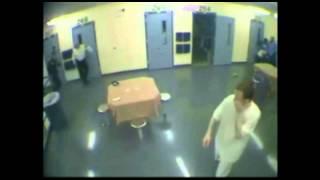 Snapshots of prison fighting