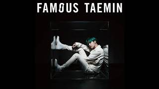 DOWNLOAD EP TAEMIN FAMOUS JAPANESE PRE-RELEASE SINGLE