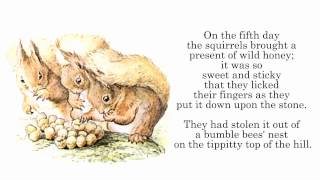 Beatrix Potter | The Tale of Squirrel Nutkin Audiobook Read-Along Story