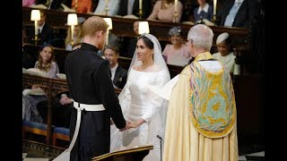 Bishop says royal wedding 'wove together many different worlds'