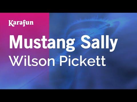 Karaoke Mustang Sally - Wilson Pickett *